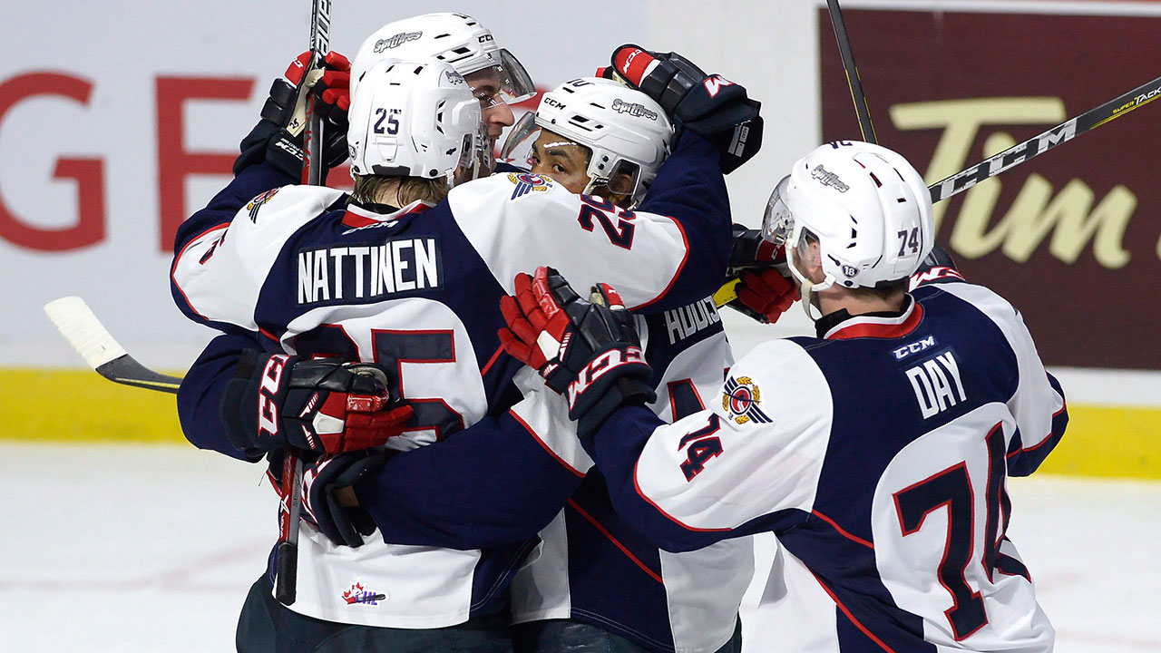 CHL: Spitfires Beat Otters To Punch Ticket Into Memorial Cup Final