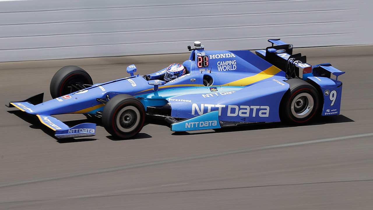 Chip Ganassi Racing to downsize to 2 cars in IndyCar in 2018