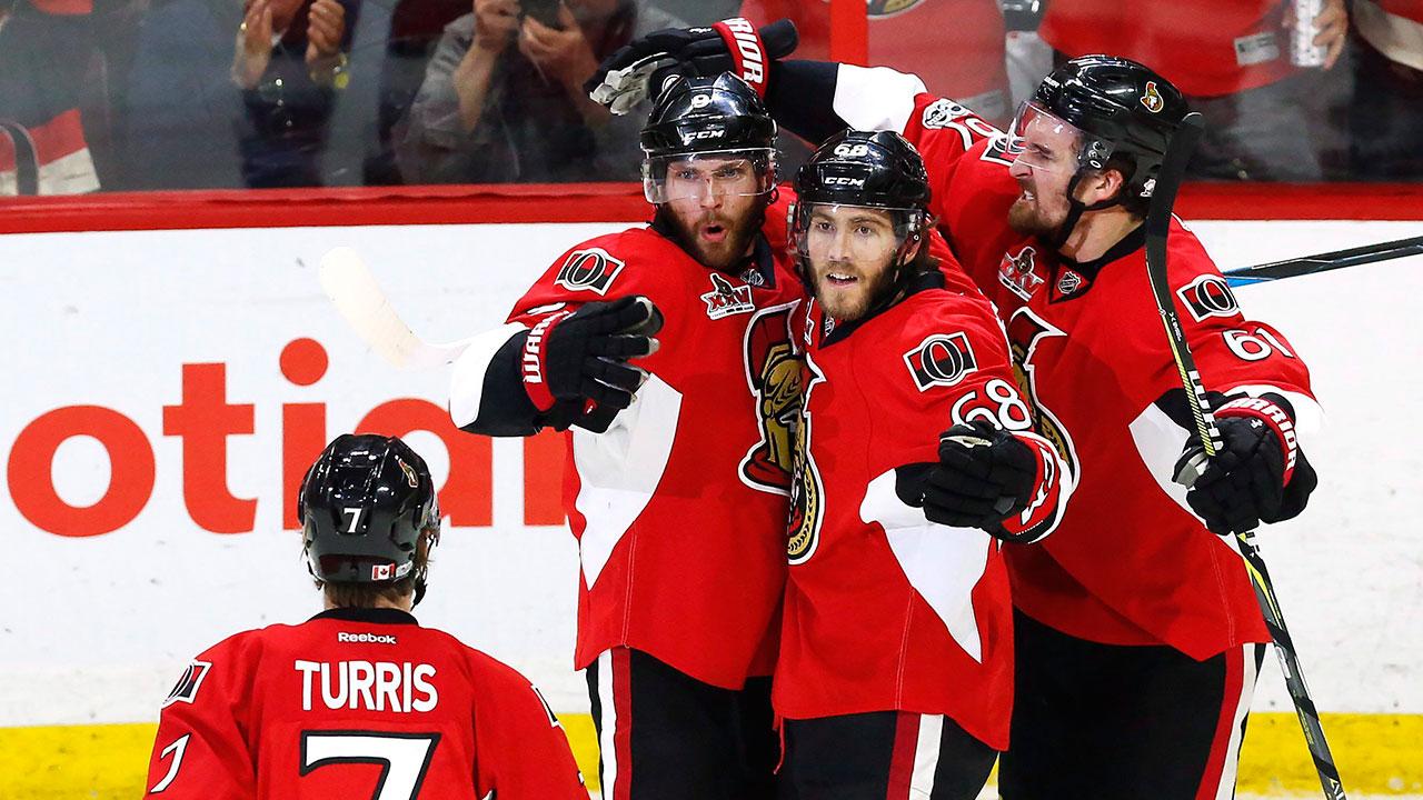NHL 2017-18 season: Ottawa Senators schedule