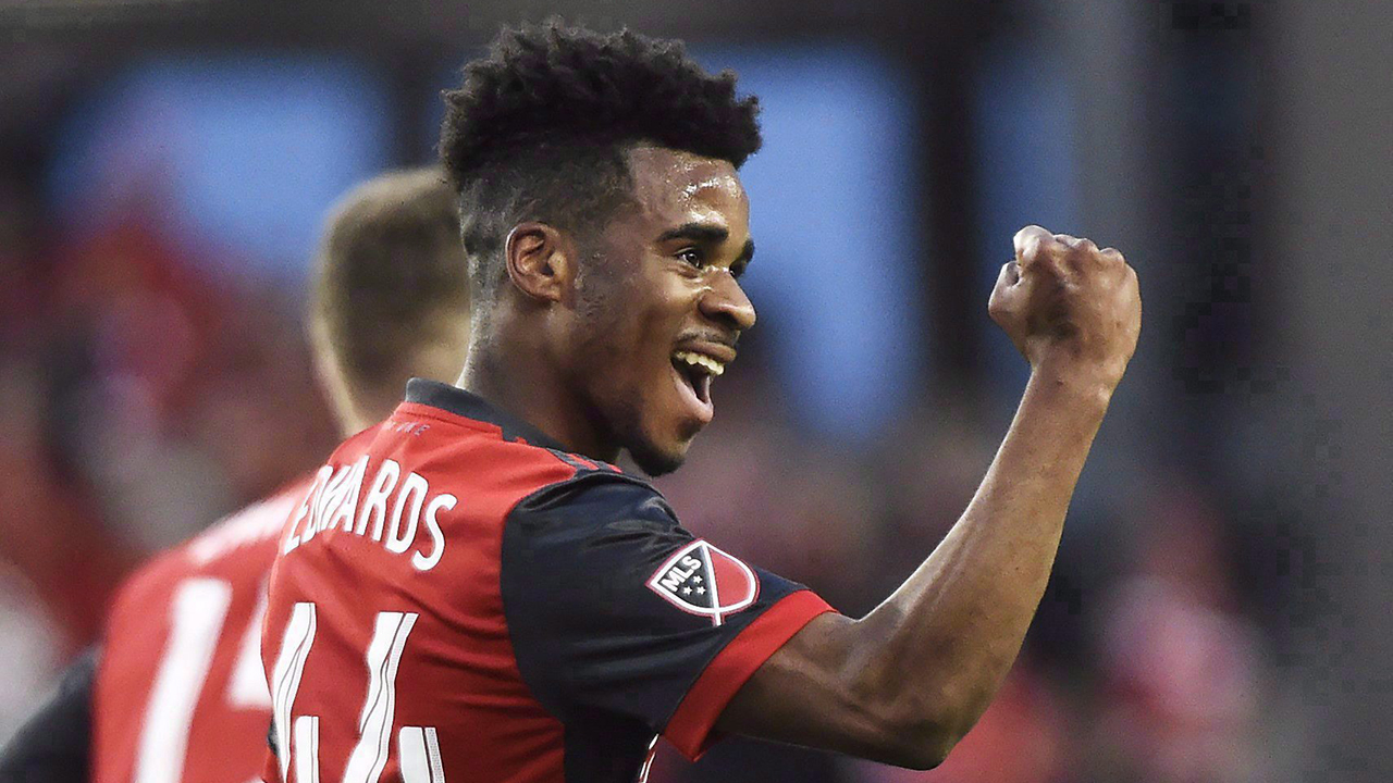 Edwards remains humble despite rapid ascent with TFC, Canada