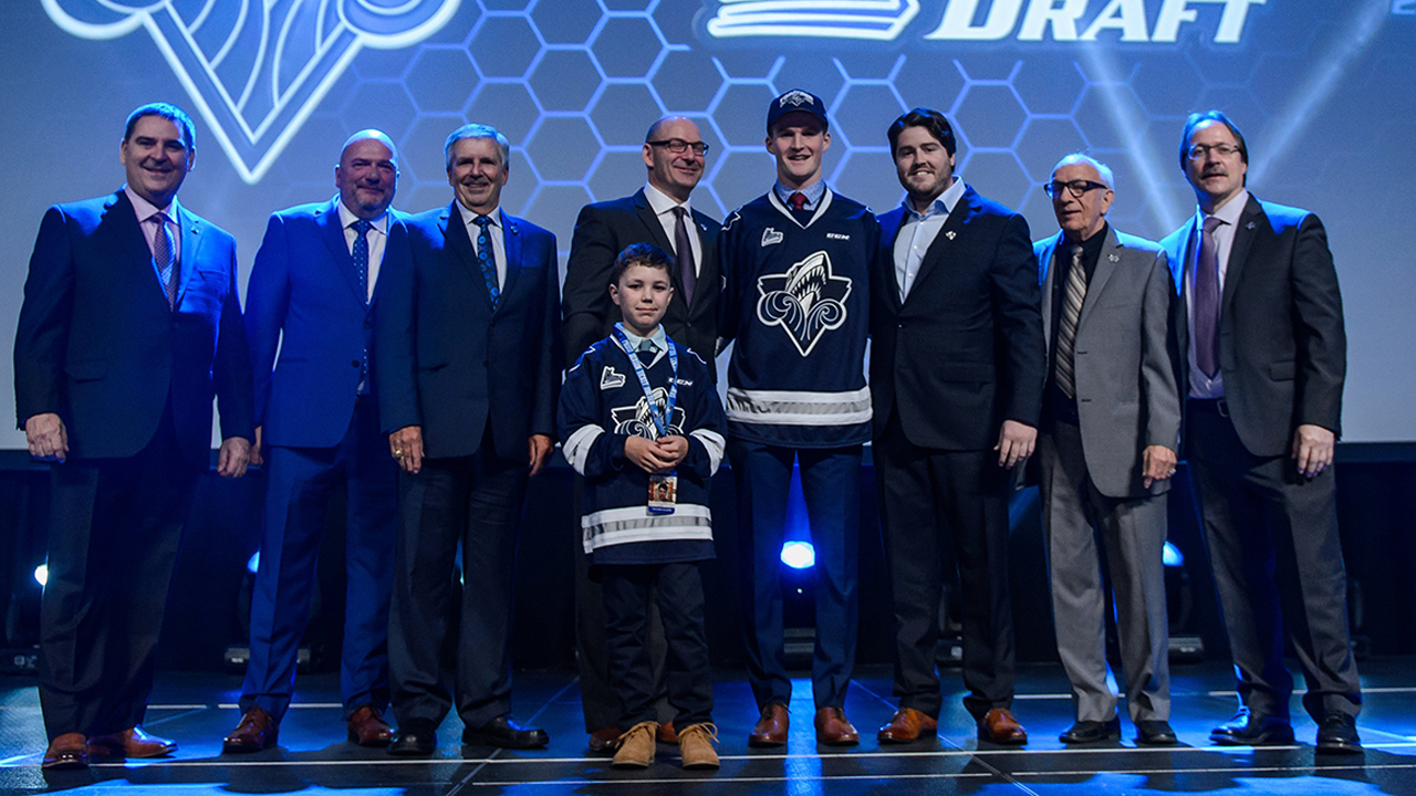 QMJHL: Draft Review - A Look At The Top 10 And Other Notable Picks