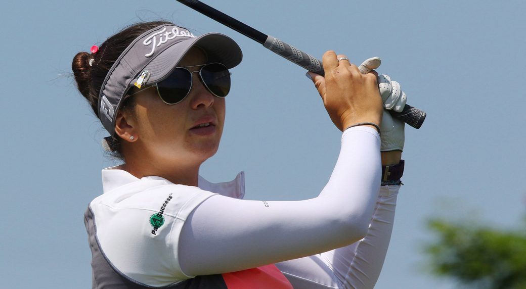 Canada's Sharp, Marchand and Henderson in contention at Manulife LPGA Classic