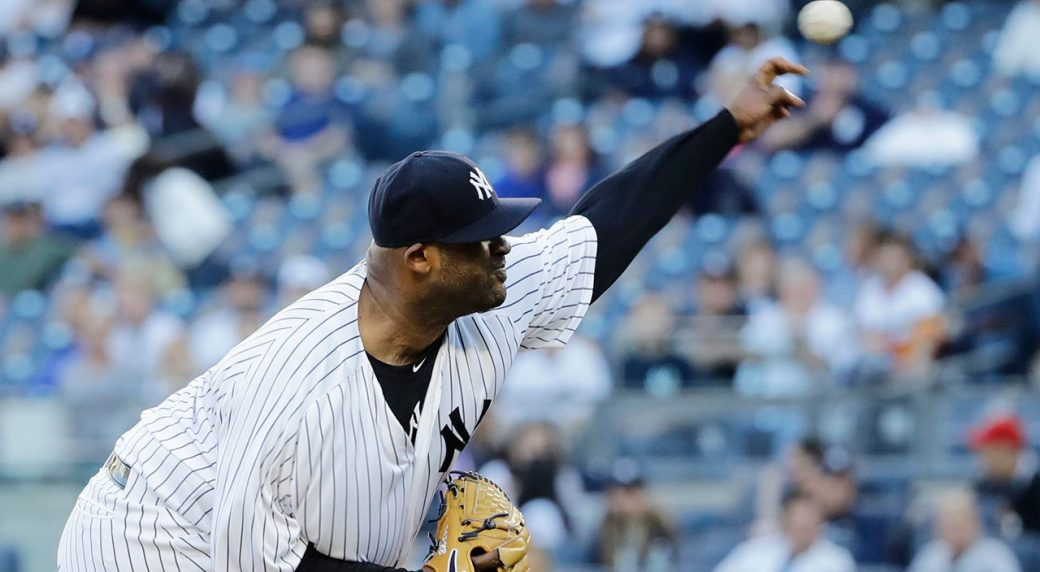 Yankees give Sabathia $500K bonus despite ejection