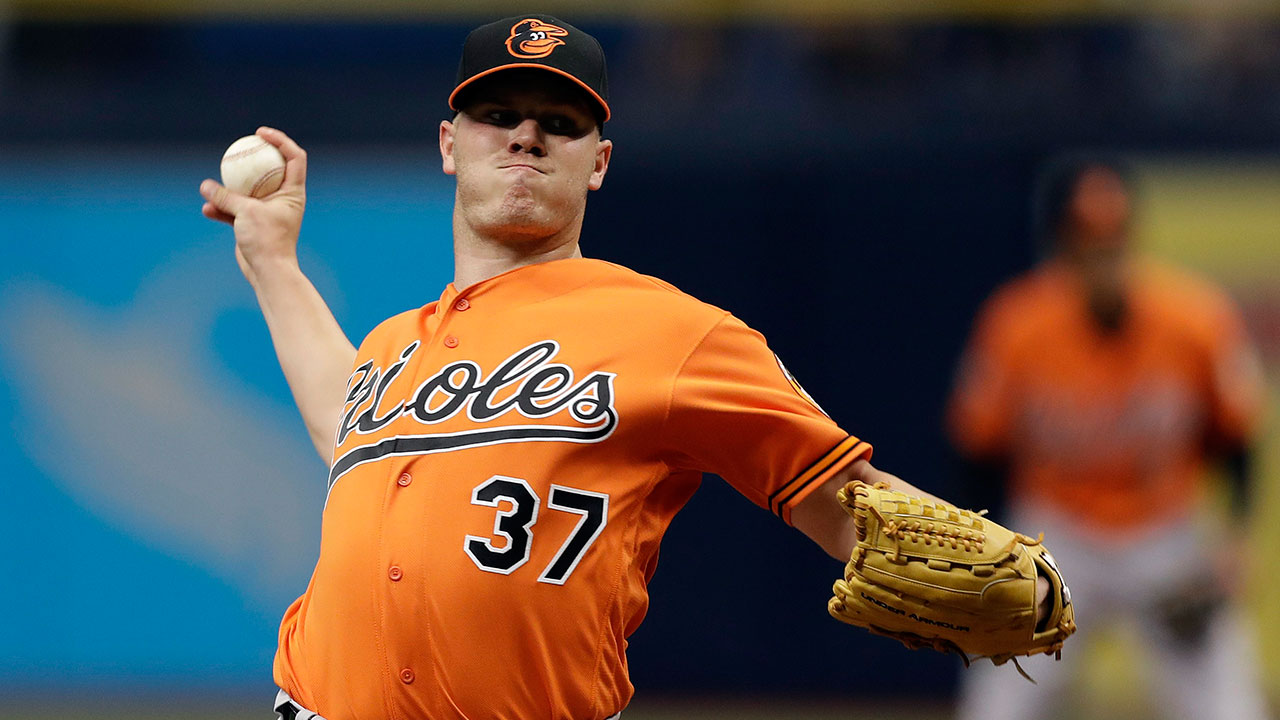 Orioles scratch RHP Dylan Bundy from start with hamstring strain