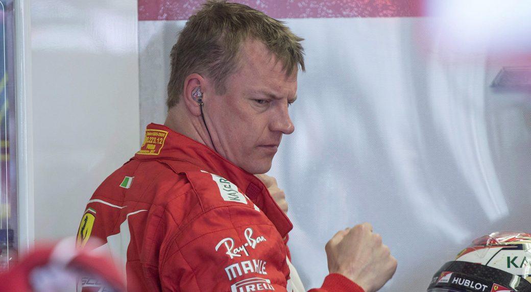 Raikkonen prepared to sacrifice himself to help Vettel