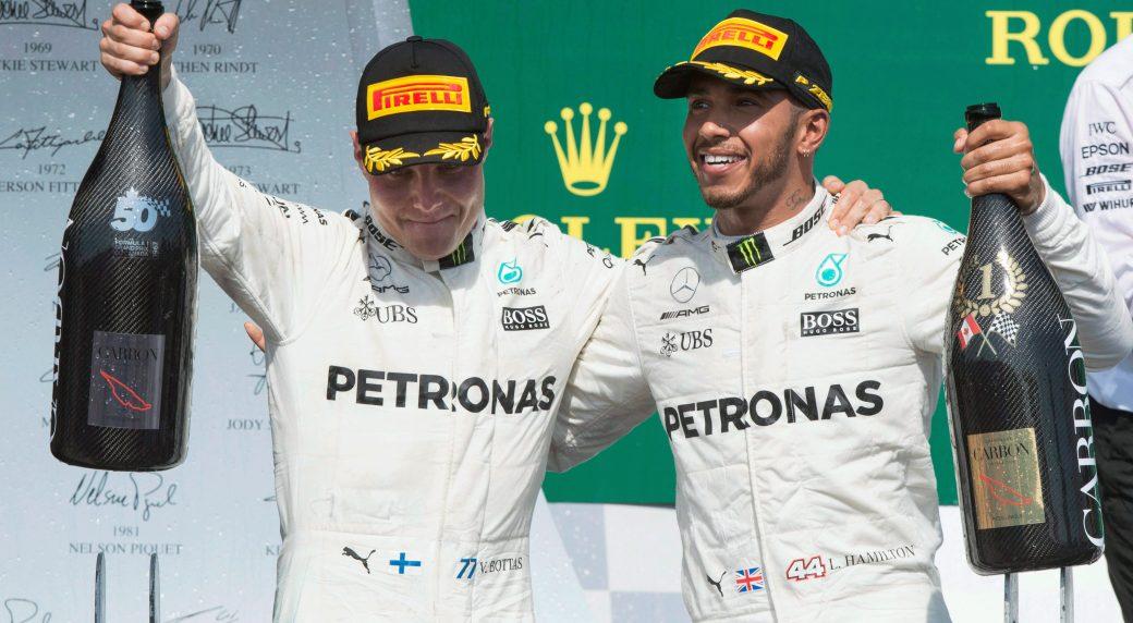 Hamilton takes pole for Azerbaijan GP in Mercedes 1-2