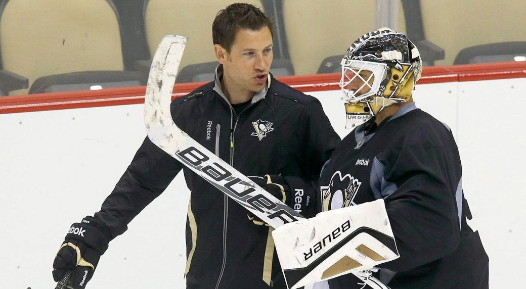 Penguins hire Mike Buckley as goaltending coach