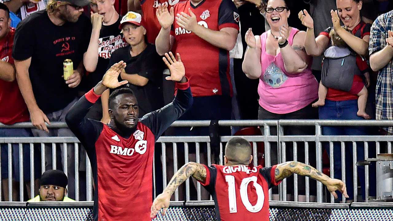 Altidore's physical dominance pays dividends again in latest TFC victory