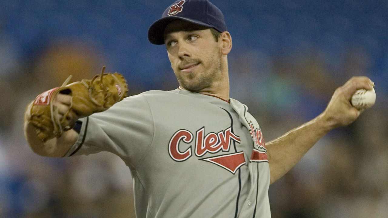 Cliff Lee won the 2007 AL Cy Young Award with Cleveland in 2007. (Darren Calabrese/CP)