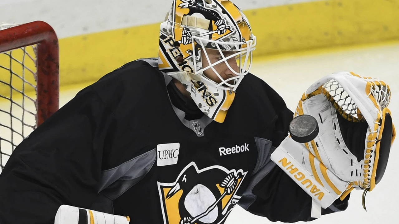 Penguins' Matt Murray out indefinitely after passing of father