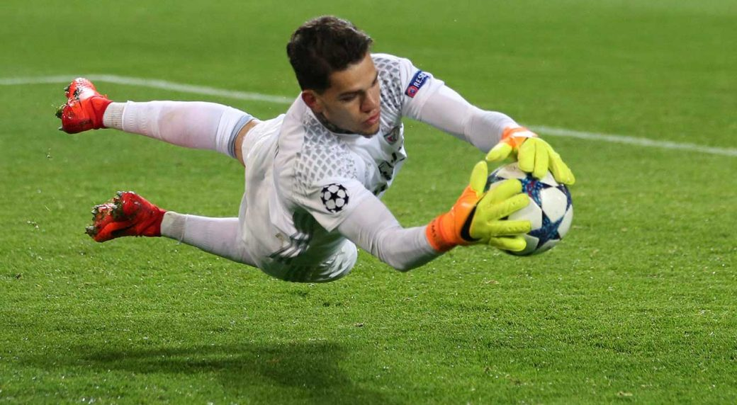 6501cd41918 Benfica sold goalkeeper Ederson Moraes to Manchester City for 40 million  euros ($45 million) on Thursday, making the Brazilian the second most  expensive ...