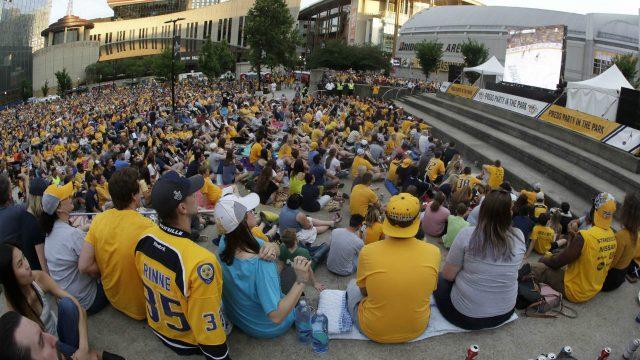 Predators invite fan who missed free SCF tickets to opening night