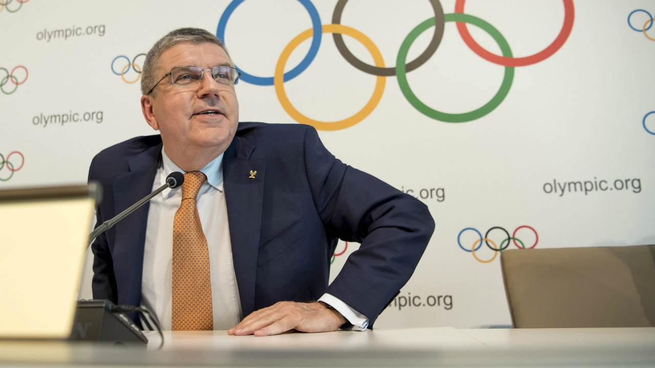 IOC calms concern about 2018 Winter Olympics amid North Korea tension