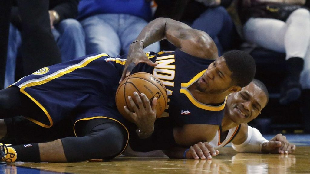 8acbcdf63 Sources  Pacers trade Paul George to Thunder - Sportsnet.ca