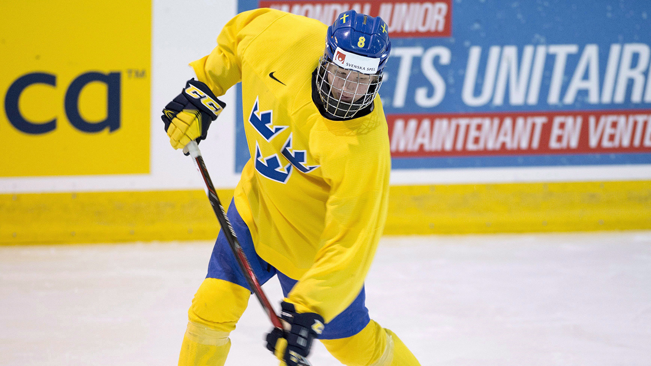 A Look At How Projected No. 1 NHL Draft Pick Rasmus Dahlin Is Playing