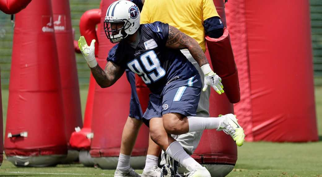 af705cc8c Titans extend deal with 2-time Pro Bowler Jurrell Casey - Sportsnet.ca