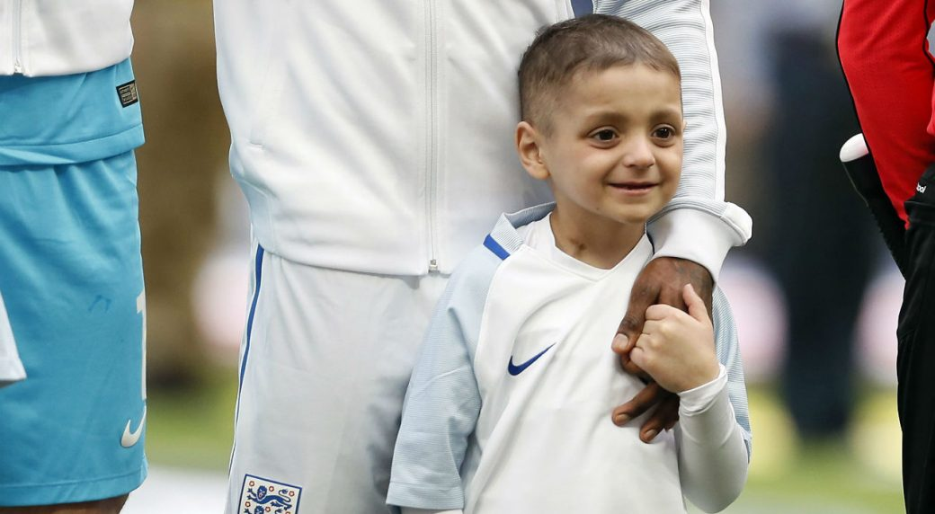 Six-year-old cancer sufferer Bradley Lowery has died