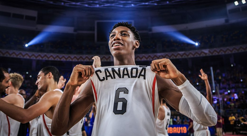 RJ Barrett, the No. 1 basketball recruit in the country, picks Duke