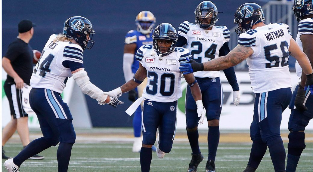 Twitter rallies around CFL fan who just missed out on $1M