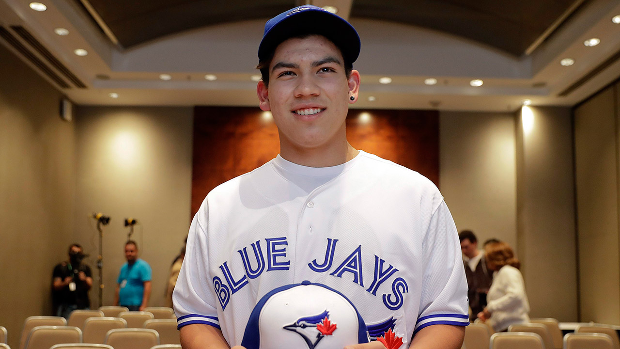 619feae372d Blue Jays pitching prospect Pardinho experiencing elbow soreness -  Sportsnet.ca