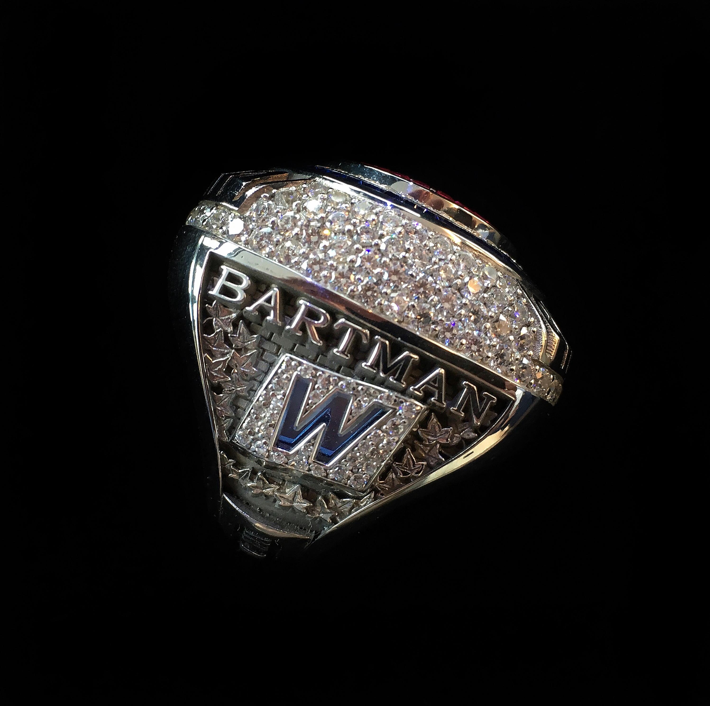Steve World Series Ring