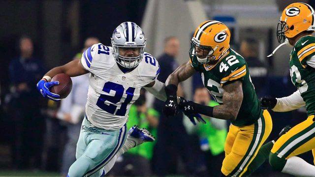 Report: Cowboys' Ezekiel Elliott officially appeals suspension