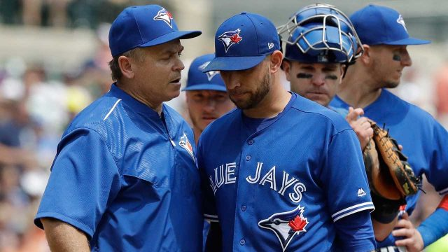 Blue Jays betting underdogs in series opener with Red Sox