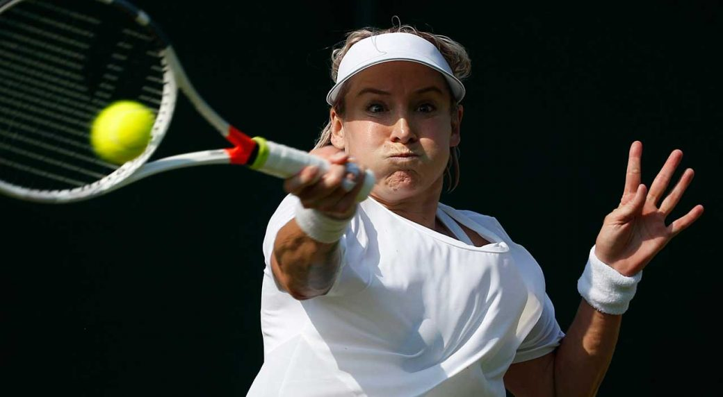 WTA: Mattek-Sands' right knee tested after Wimbledon injury