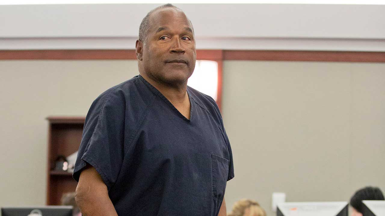 O.J. Simpson faces good chance at parole in Nevada robbery