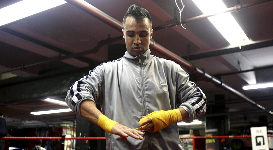 Malignaggi To Compete in Bare Knuckle Fighting Championship