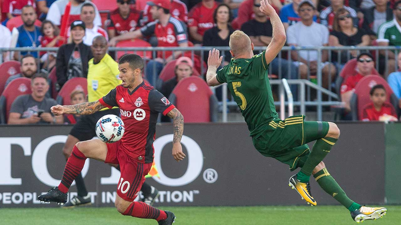 TFC coach Vanney: Travel in the MLS a physical challenge