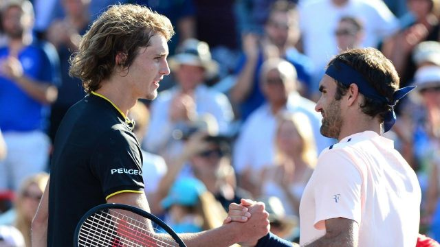 Zverev reinforces potential to be one of tennis' greats at Rogers Cup