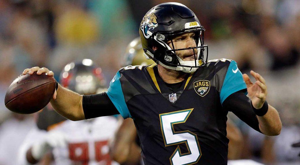 Jaguars Name Blake Bortles Starting Qb Sportsnet Ca