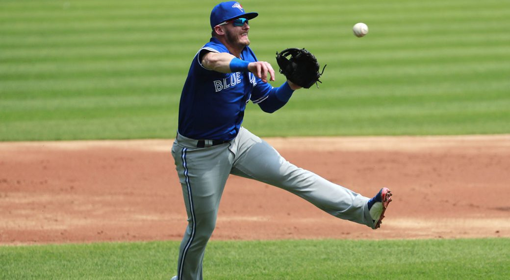 Donaldson's double-double fuels offence as Jays edge Yankees