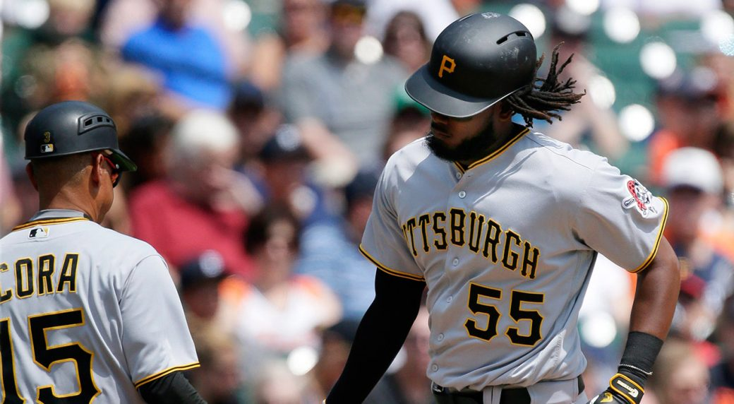 Starling Marte, Francisco Cervelli Leave Tuesday's Game Due To Injuries