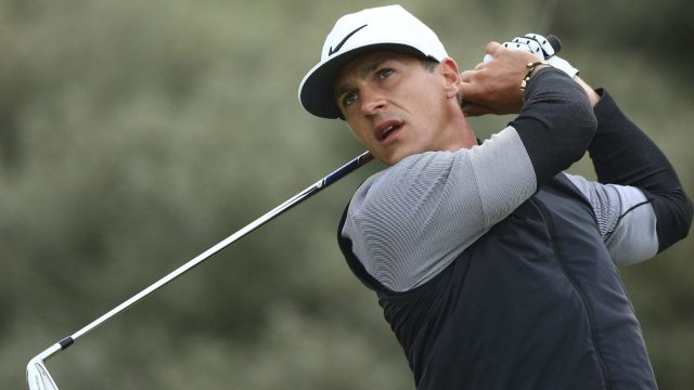 Matsuyama, Kisner tied for lead at PGA Championship