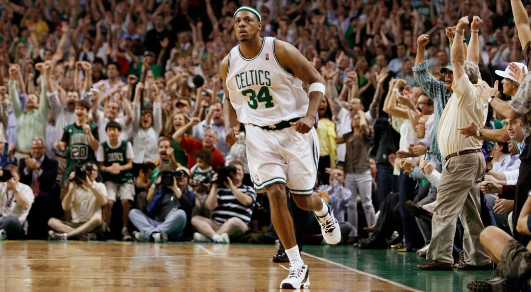 Boston Celtics to Retire Paul Pierce's #34 on February 11, 2018