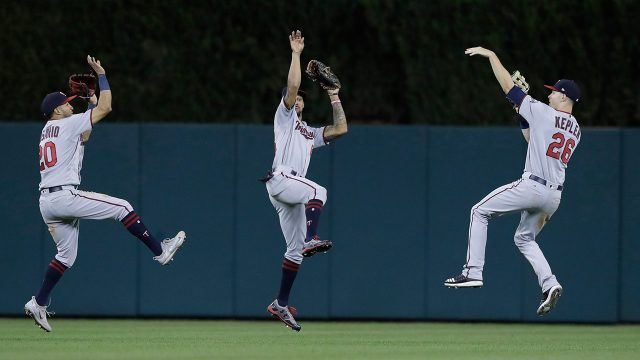 Kepler and Rosario lead Twins over Tigers