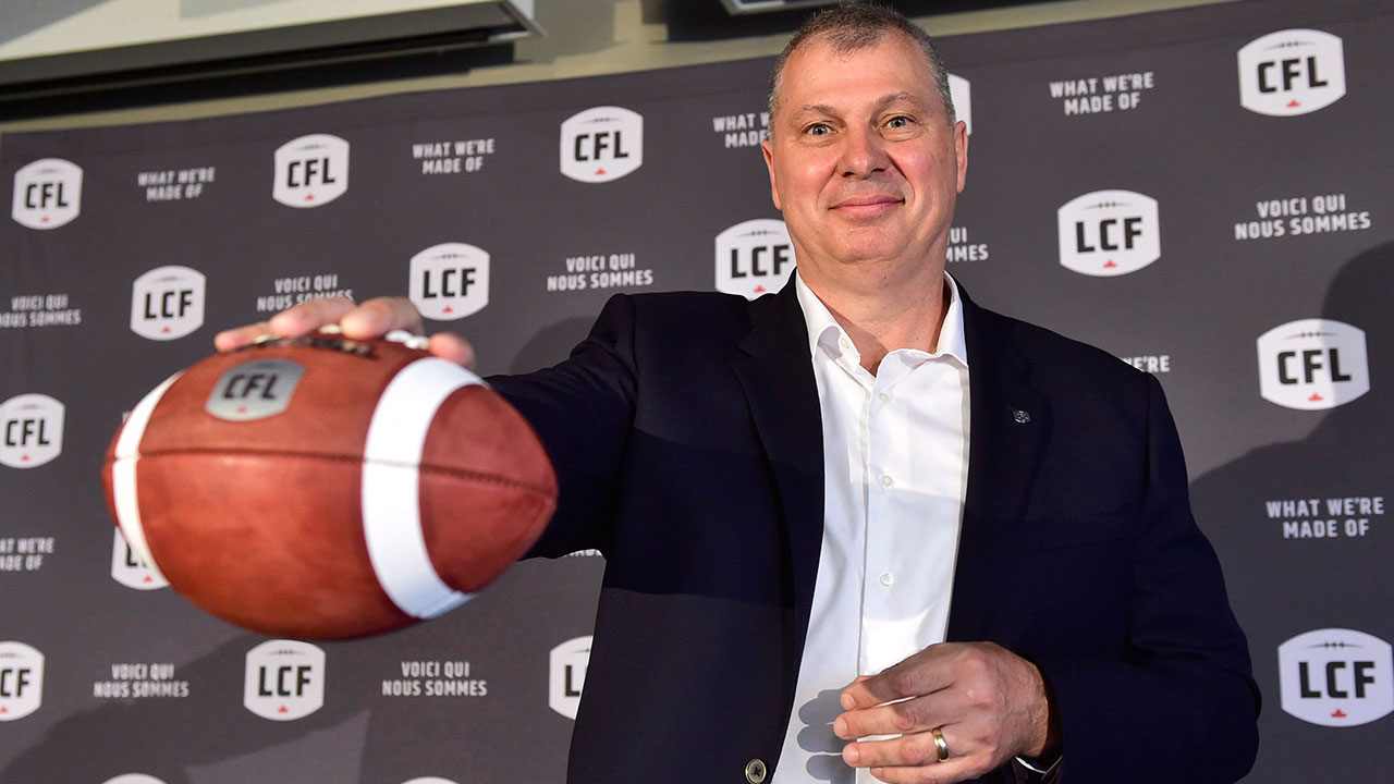 Cannabis & the CFL: Randy Ambrosie on what legalization means for the CFL