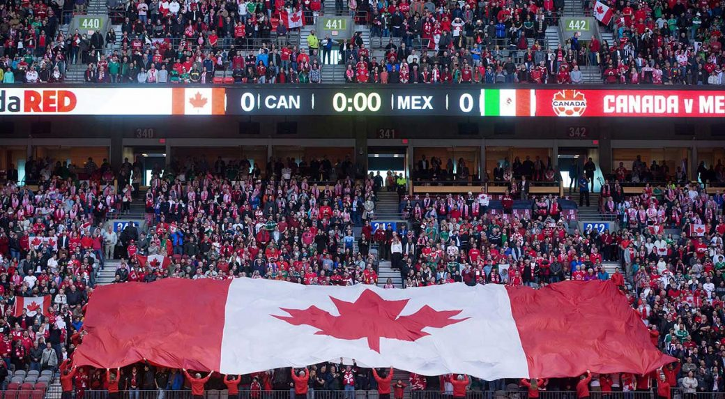 Six Canadian cities make bids to host 2026 World Cup matches