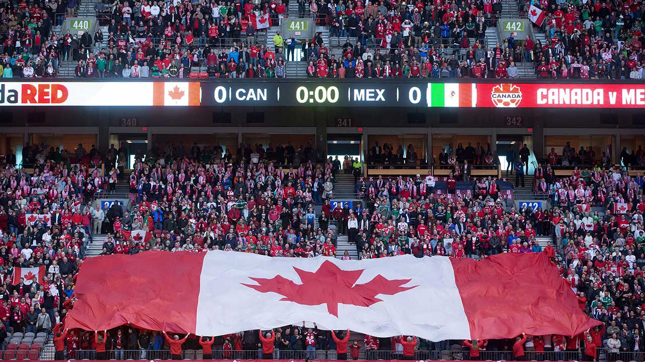 Vancouver Dropped From North American Bid For 2026 World Cup