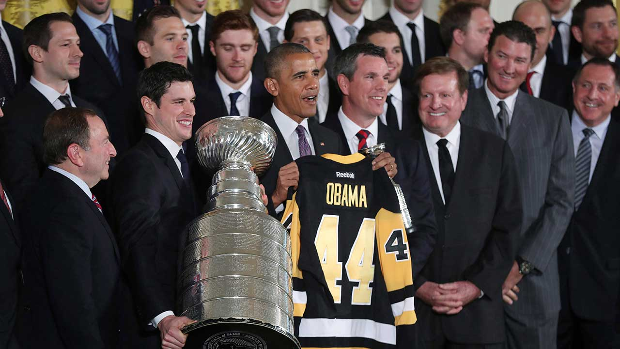 Penguins say they will visit White House with Stanley Cup