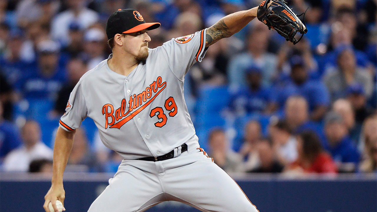 Gausman sharp as Orioles top Blue Jays to snap losing streak