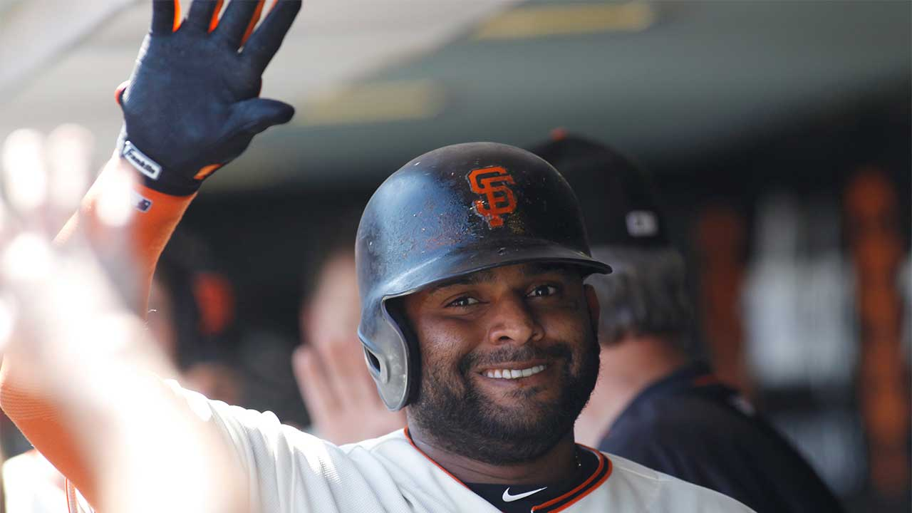 Sandoval has HR, 3 RBIs to lift Giants over D-Backs