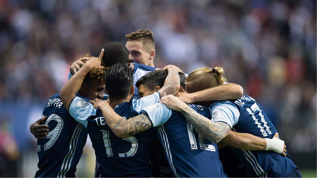 Whitecaps look to build on Western Conference lead vs. Red Bulls