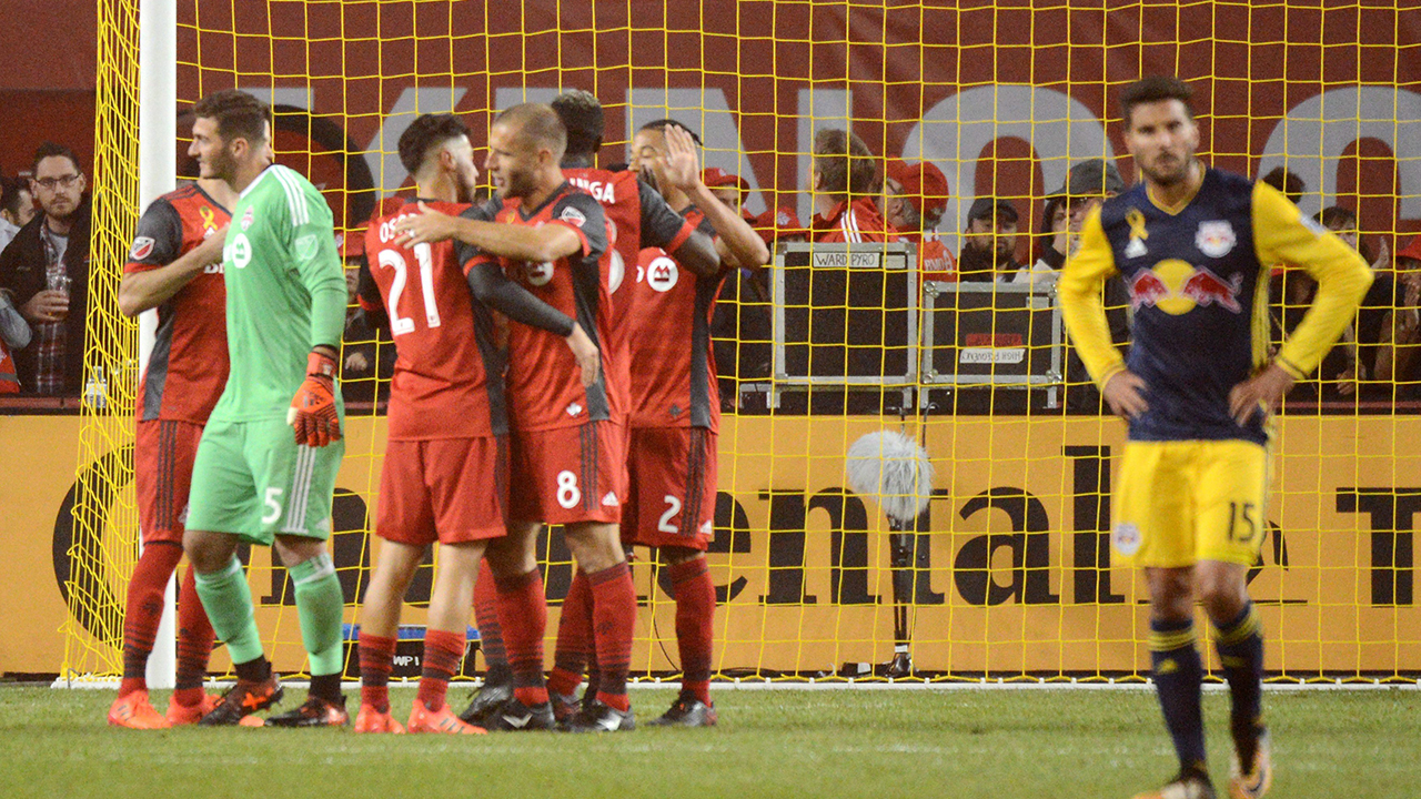 TFC notebook: Bye week slows down the Reds' momentum