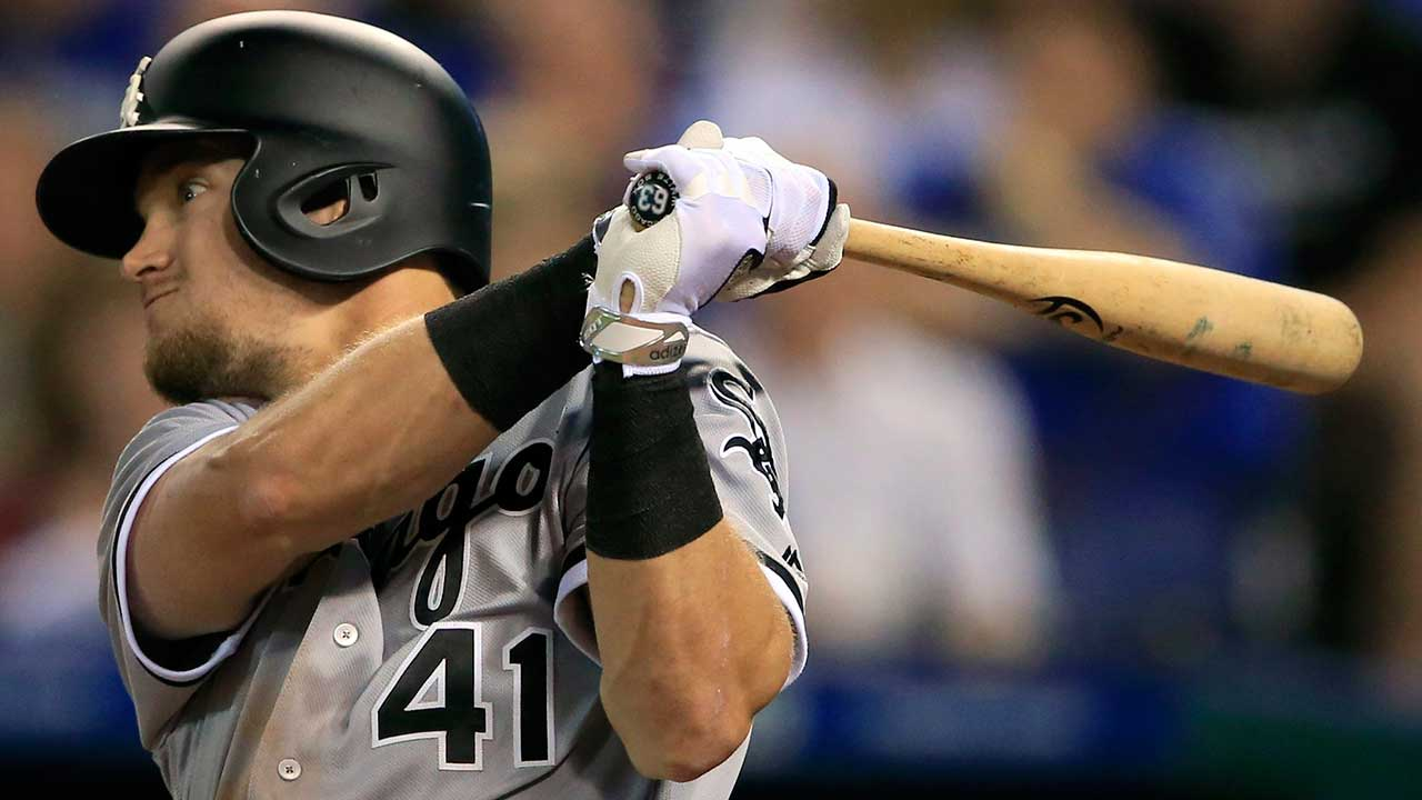 Engel has three-run homer as White Sox crush Royals