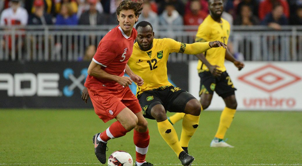 Solid showing over Jamaica shows Canadian men's team on ...