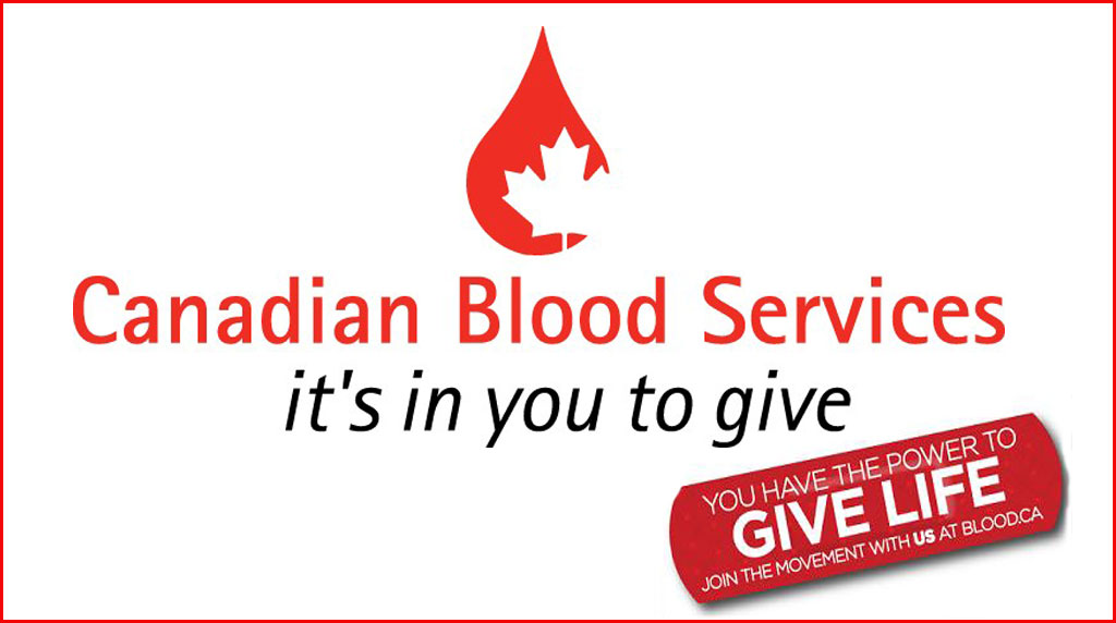 Donate blood today.  It's in you to give.