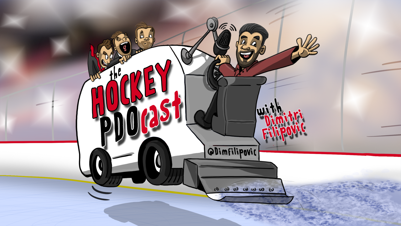 The hockey pdocast
